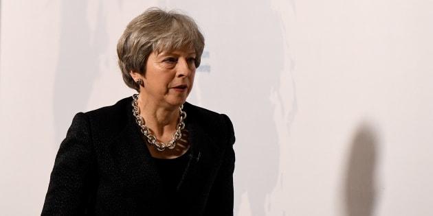 """Brexit: """"Aucun d'entre nous n'aura exactement ce qu'il veut"""", reconnaît Theresa May"""