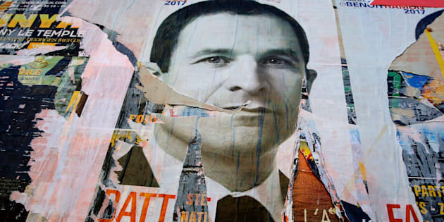 Benoît Hamon est confronté à la fronde d'une petite partie du Parti socialiste.