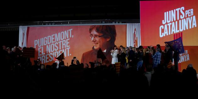 Candidats en prison ou en exil: début de campagne atypique pour les élections en Catalogne