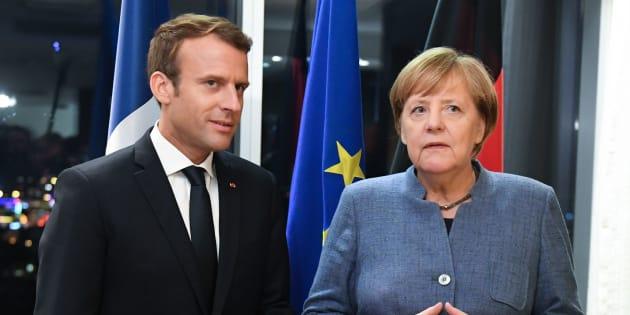 Sommet de Tallinn: Avec sa réforme de l'UE, Macron chamboule le programme