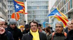 Depuis la Belgique ou la prison, la campagne atypique des indépendantistes