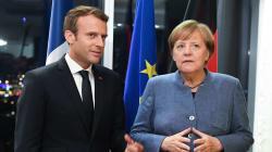 Macron chamboule le programme du sommet