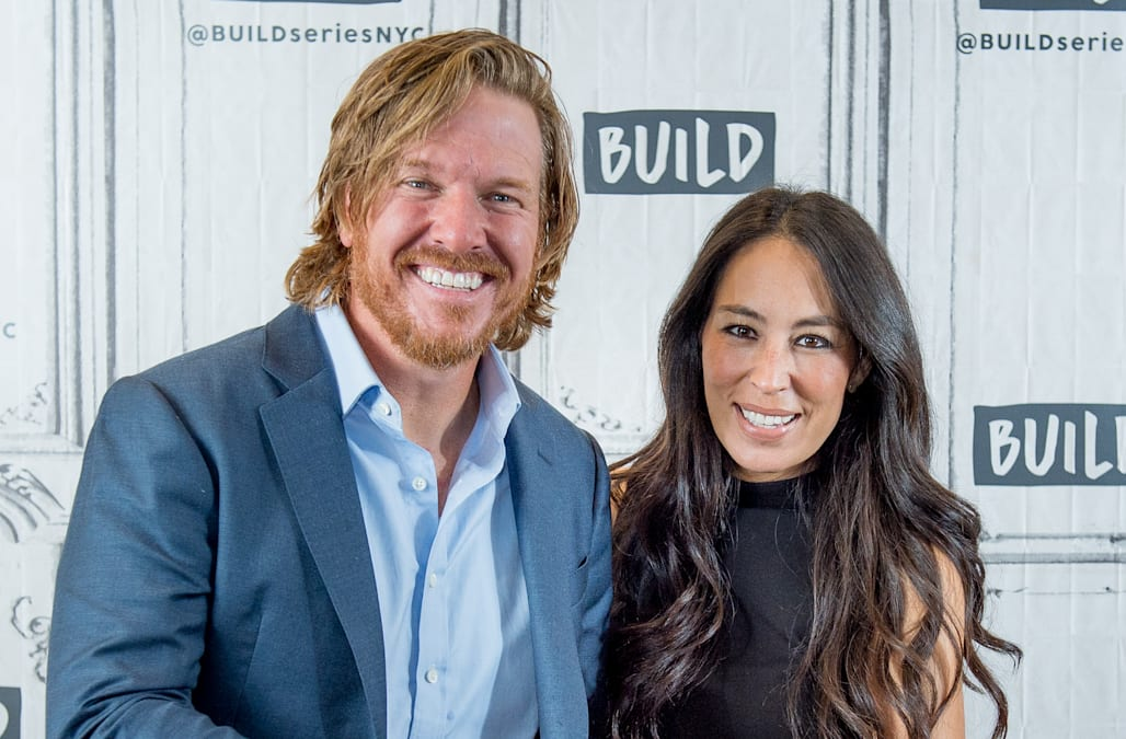 stars de 39 fixer upper 39 chip et joanna gaines ont surpris les enfants avec un cadeau apr s la. Black Bedroom Furniture Sets. Home Design Ideas