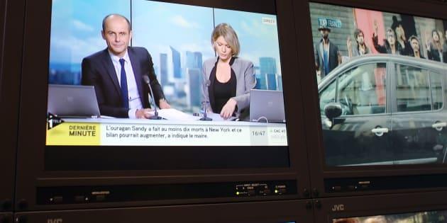 CNews en chute libre, LCI et BFM en hausse, la percée de France info 6ef5e5ebfbb9