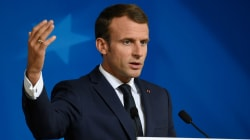 Macron répond pour la première fois aux accusations de Mélenchon sur la