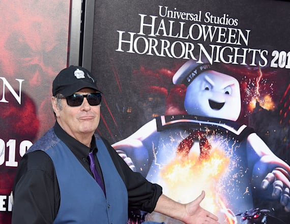 'This stuff is real': Aykroyd's new show on ghosts
