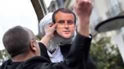 France: un mannequin à l'effigie de Macron pendu, son parti dénonce un «appel au