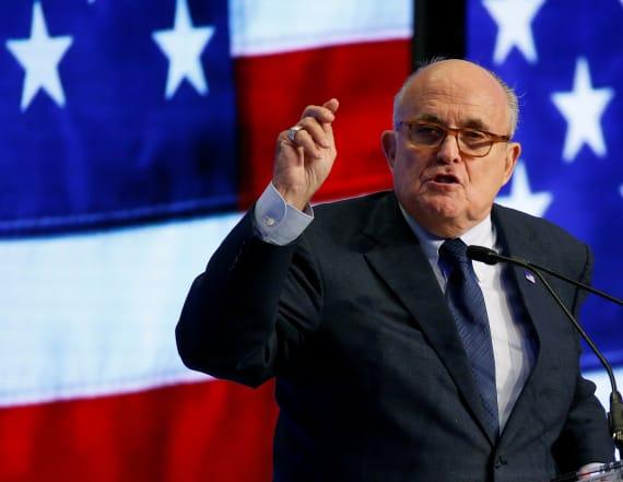 Report: Giuliani says when Mueller will wrap probe