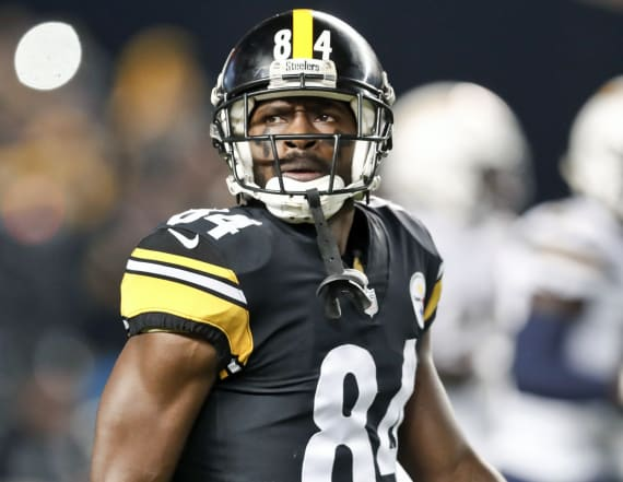 Steelers GM: Antonio Brown carries hefty price tag