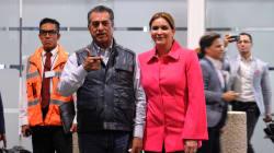 Peña felicitó al Bronco por teléfono, pero no por la aprobación de su candidatura