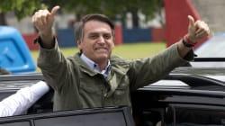 El ultraderechista Jair Bolsonaro es el nuevo presidente de