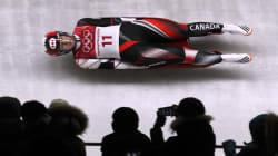 La Canadienne Alex Gough en bonne position pour une