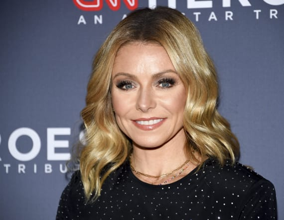 Kelly Ripa's complete style transformation