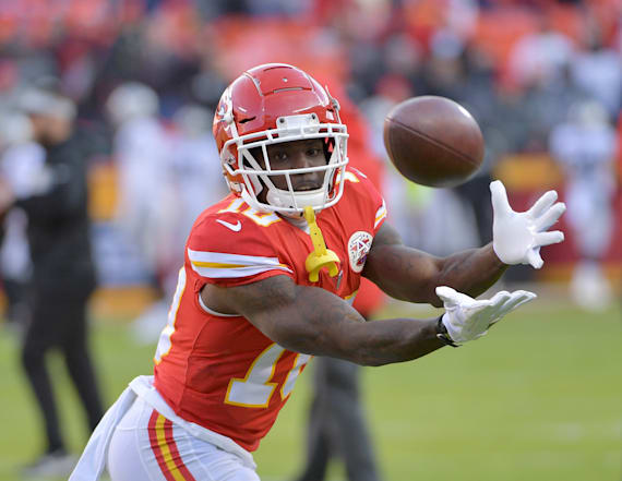 No NFL discipline for Chiefs' Tyreek Hill