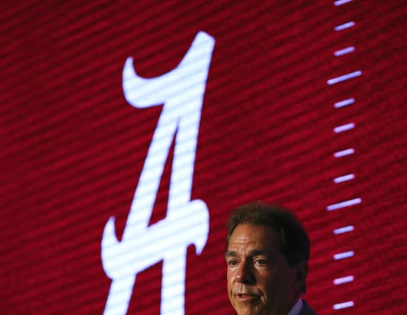 Saban blames assistants for Alabama title-game loss