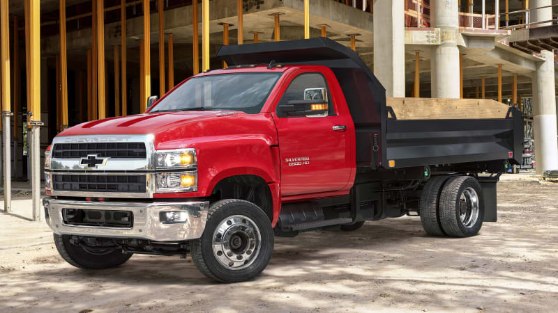 Chevy Silverado 4500HD, 5500HD and 6500HD revealed | Autoblog