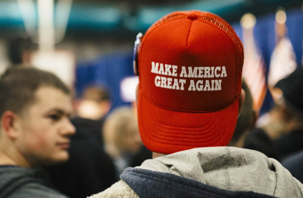 ba46995ef23 California student arrested for stealing MAGA hat from classmate ...