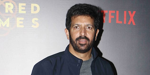 Indian Bollywood film director and producer Kabir Khan attends the screening of the Netflix's first Indian original show 'Sacred Games' in Mumbai on June 28, 2018. (Photo by STR / AFP)        (Photo credit should read STR/AFP/Getty Images)