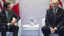 Si ningún tuit sale mal, Peña y Trump se reúnen a finales de