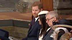 Le prince Harry fait rire Meghan Markle et cela cause un