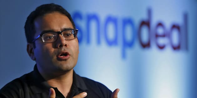 Kunal Bahl, co-founder and CEO of Snapdeal