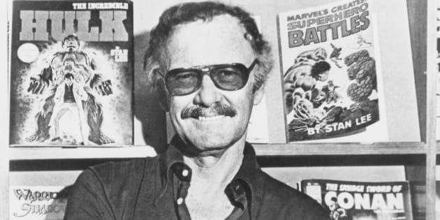 Stan Lee murió este lunes a los 95 años por un cuadro de neumonía