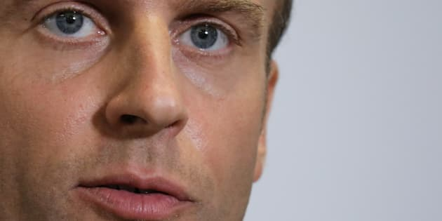 """Macron dit sa """"honte"""" face à la violence des gilets jaunes (photo prétexte)"""