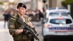 Un homme et une femme projetant de commettre des attentats en France