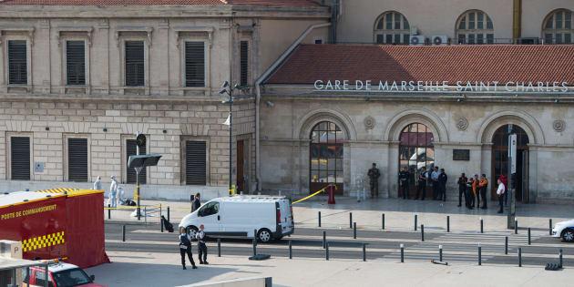 La gare Saint-Charles de Marseille évacuée, un individu suspect arrêté