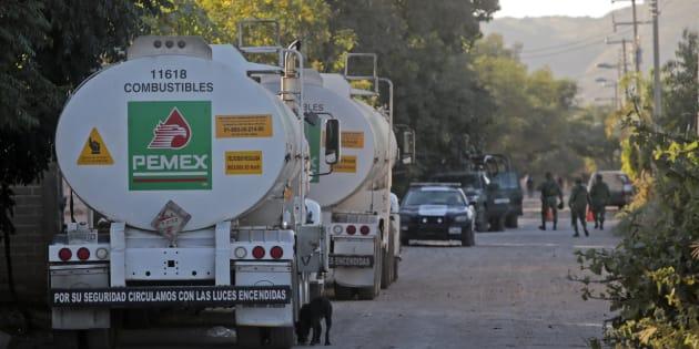 La Amegas aseguró que los trayectos de los autotanques a la Zona Metropolitana de Guadalajara serán custodiados por el Ejército.