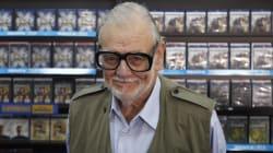 George A. Romero, le père des films de zombies, est