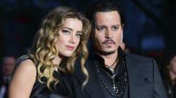 Johnny Depp cita per 50 milioni l'ex Amber Heard.