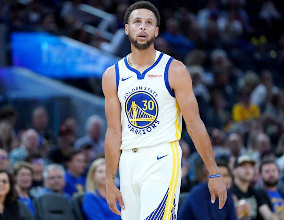 NBA champ says Steph Curry isn't a Hall of Famer yet