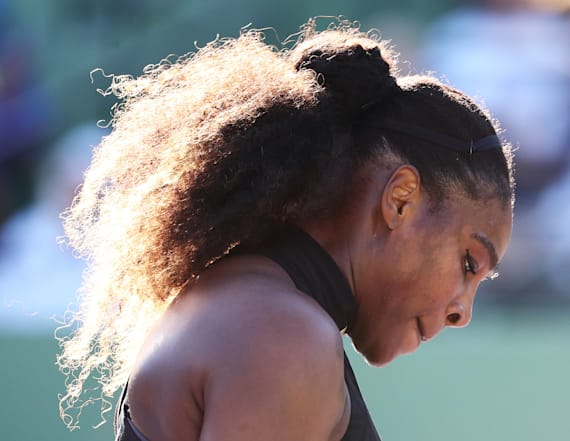 Serena's pregnancy might cost her at the French Open