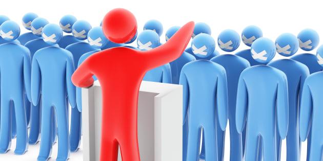 Entre políticos e eleitores, à cegueira ideológica, se adicionam interesses privados e ignorância.