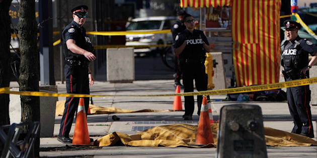 Alek Minassian, 25-Year-Old Richmond Hill Resident, Identified As Toronto Van Attack Suspect