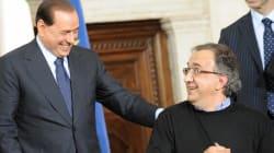 Marchionne risponde a Silvio: