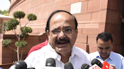 Venkaiah Naidu Is BJP's Vice Presidential