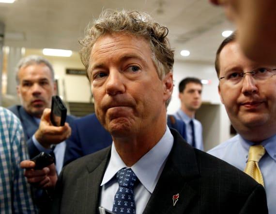 Trump tax plan hits bump as Paul weighs 'no' vote