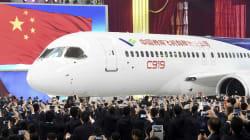Airbus doit-il avoir peur après le décollage réussi du C919, premier avion de ligne