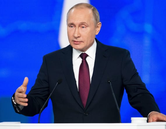 Putin expands on missile warning to U.S.