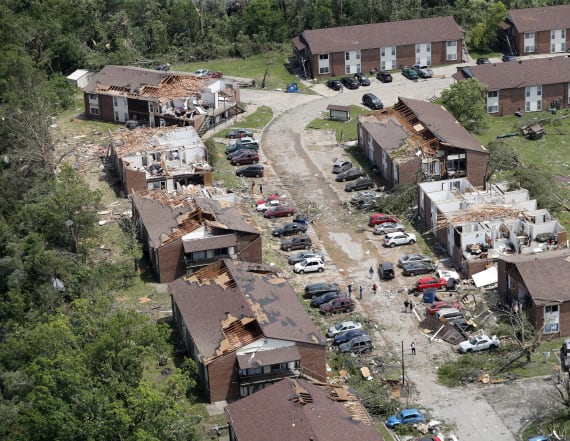Violent tornadoes tear across Missouri, killing 3