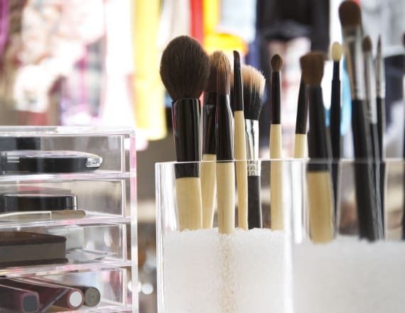 The perfect solution to organizing your makeup