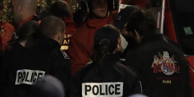 Un tigre abattu en plein Paris après s'être échappé d'un cirque