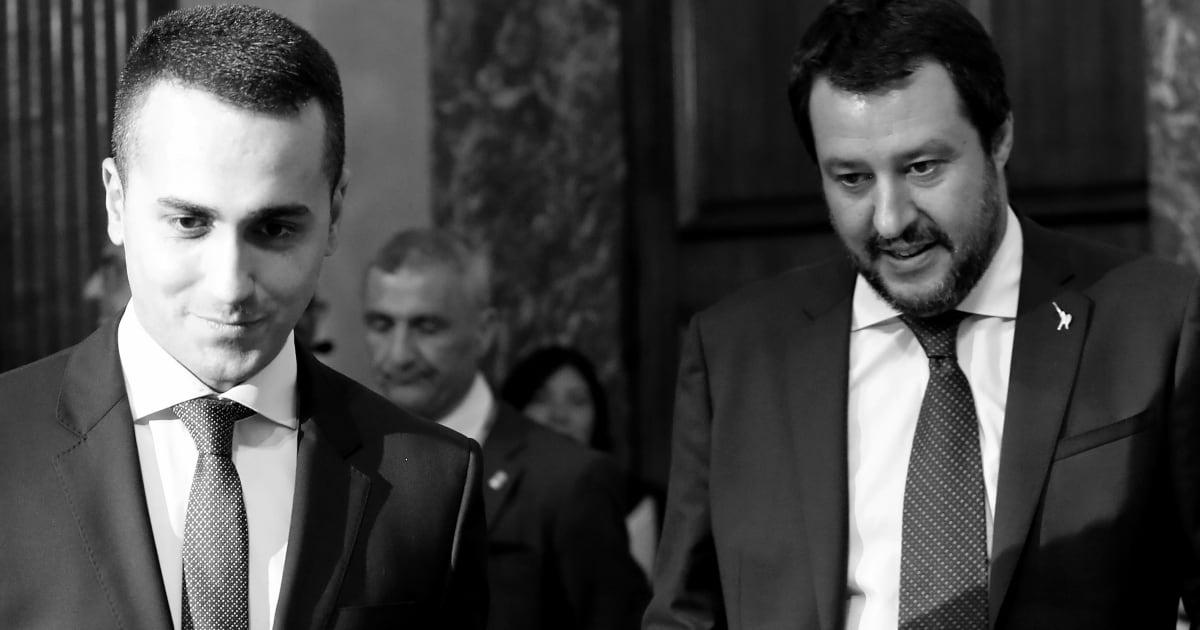 """Luigi Di Maio risponde a Matteo Salvini: """"Lui ha il diritto di parlare, io il dovere di fare i fatti"""""""