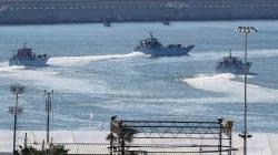 Israel intercepta la flotilla que intentó romper el bloqueo de