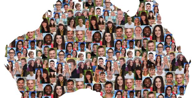Australia -- a multicultural make-up?