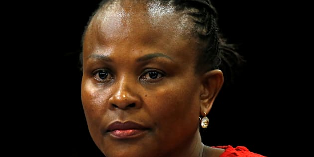 Spokeswoman says the Public Protector did not get the law wrong