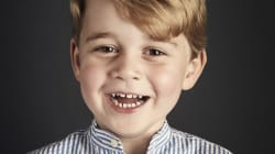 Royals Release Adorable New Birthday Portrait Of Prince
