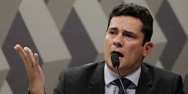 Sérgio Moro responde embargos de declaração da defesa de Lula.